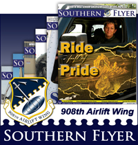Southern Flyer Online is the official publication of the 908th Airlift Wing, Maxwell Air Force Base, Ala.
